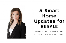 5 Smart Home Updates to Increase Resale Value from Natalie Chapman