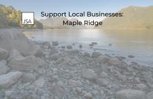 Support Local Businesses: Maple Ridge