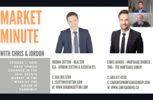 Market Minute: Episode 1 How COVID19 Has Changed the Real Estate Market