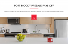 Port Moody Presale Pays Off