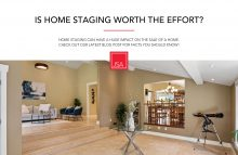 Is Home Staging Worth the Effort?
