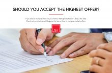 Should You Accept the Highest Offer for your Home?