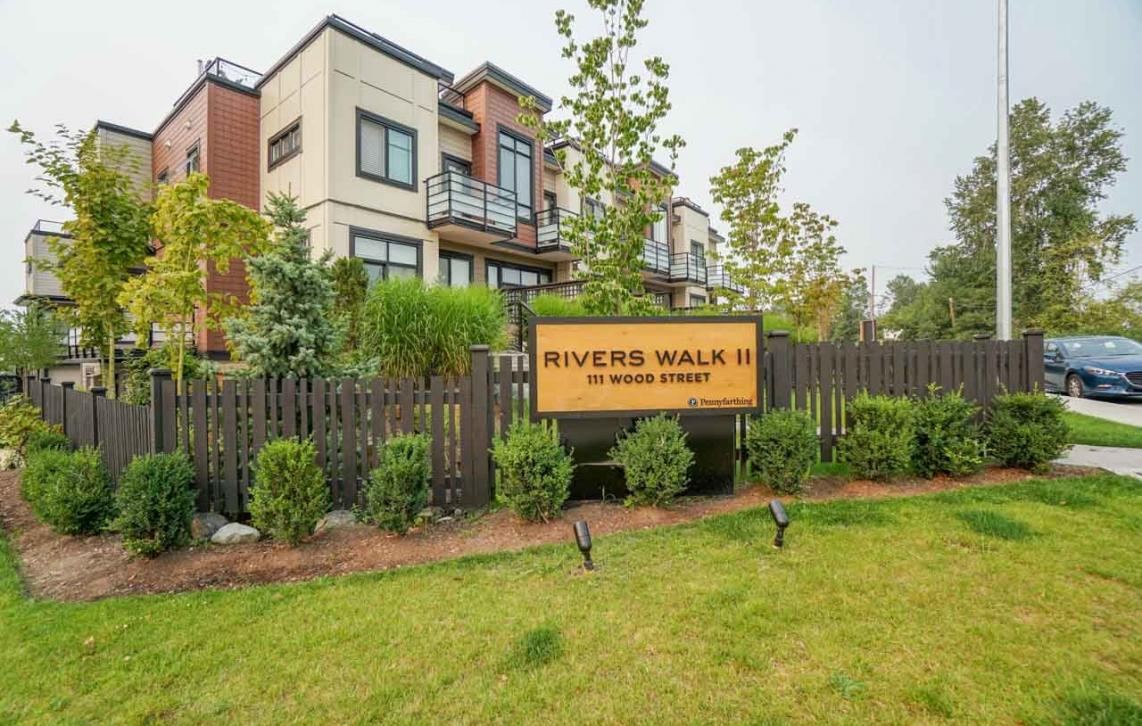 8 - 111 Wood Street, Queensborough, New Westminster